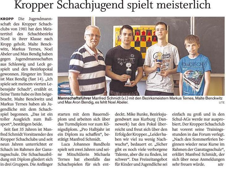 Kropp-Jugend-shz-160715
